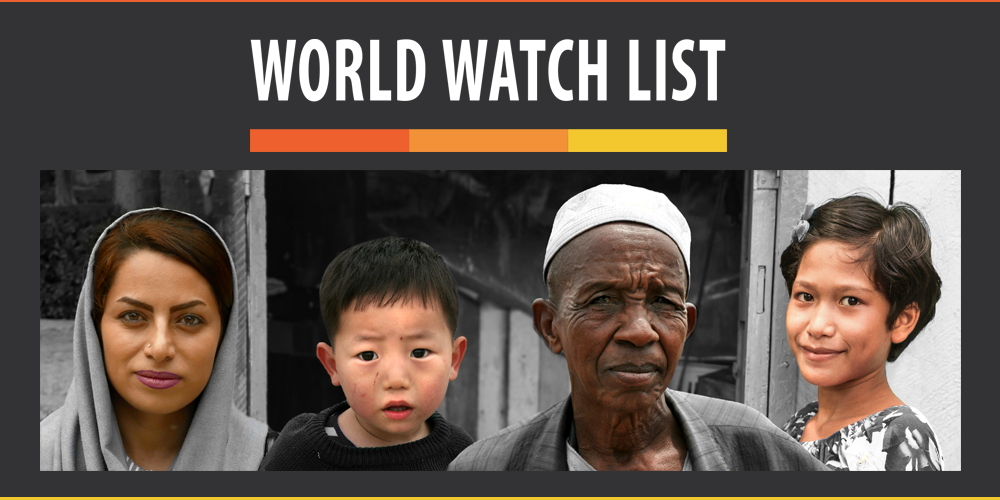 """World Watch List 2018 : 1 In Every 12 Christians Suffer €�extreme"""" Levels Of Persecution"""