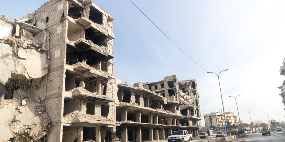 Building Up The Church In Syria