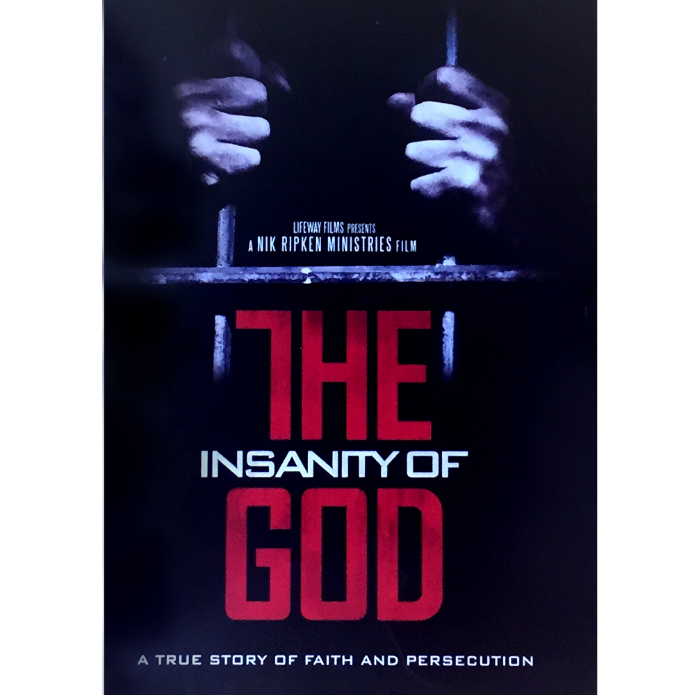 DVD – The Insanity Of God: A True Story Of Faith And Persecution