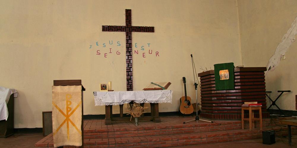Algerian Churches Forced To Close