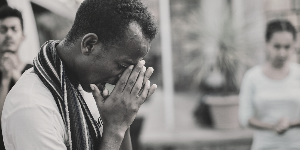 """€�Through Christ, I've Come To Love Others,"""" Says Ethiopian Secret Believer"""