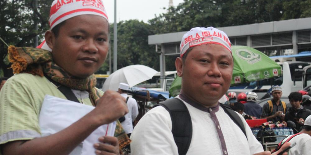 Indonesiërs Is Op Pad Na Die Stembusse