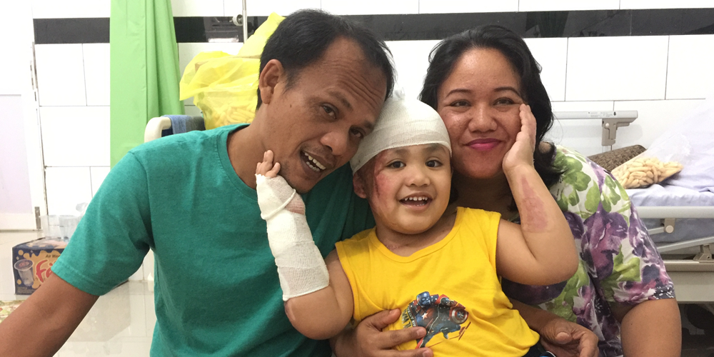 Jongste Nuus: Alvaro Van Samarinda, Indonesië
