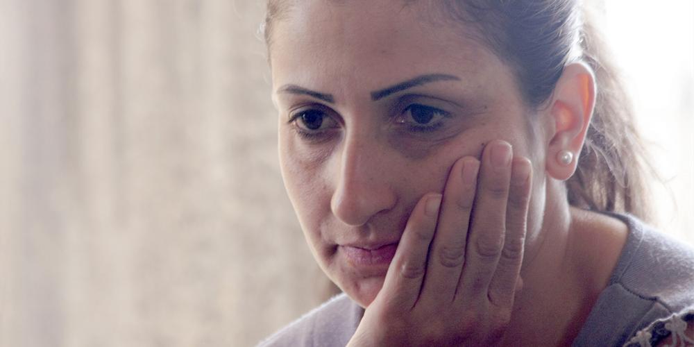 Persecution Exploits A Woman's Vulnerabilities