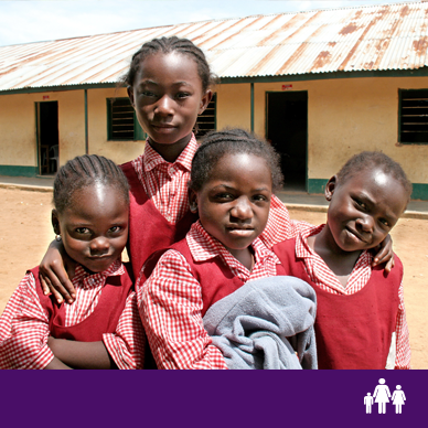 Gift 8: Help Send A Christian Widow's Children To School