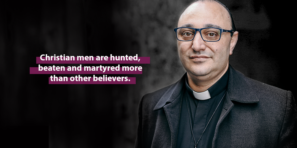 Pray For Persecuted Christian Men This November