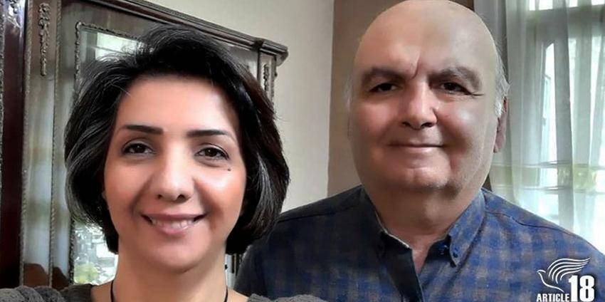 Iranian Christian Couple