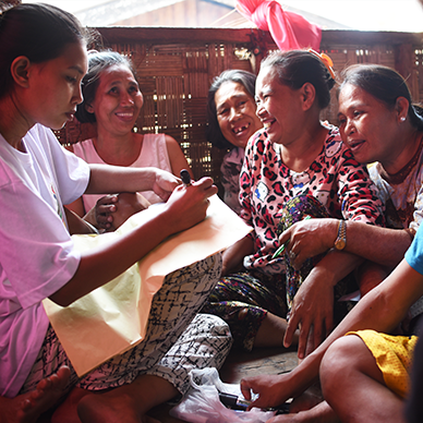 Gift 2: Empower Persecuted Believers Through Biblical Training