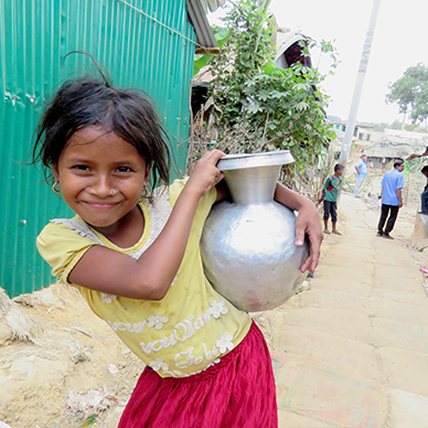 Gift 7: Restore Persecuted Believers' Dignity Through Socioeconomic Projects